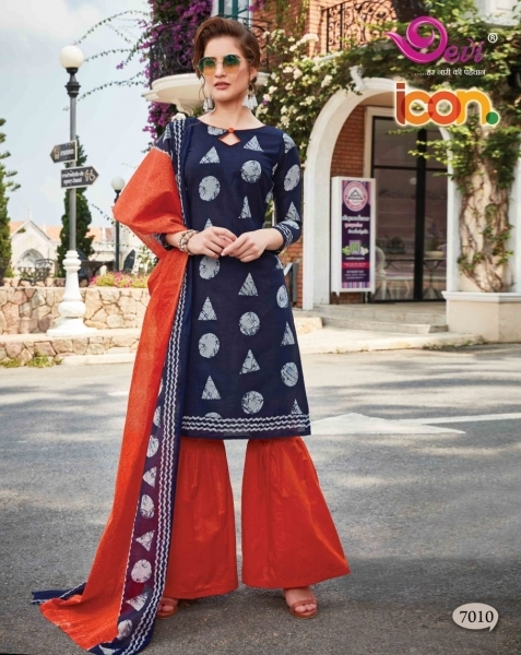 DEVI PRESENTS ICON VOL 7 COTTON FABRIC DRESS MATERIAL AT WHOLESALE DEALER BEST RATE BY GOSIYA EXPORTS SURAT (3)