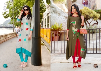 DIKSHA FASHION SIYA VOL 3 RAYON PRINTS CASUAL WEAR KURTIS WHOLESALE DEALER BEST RATE BY GOSIYA EXPORTS SURAT (3)