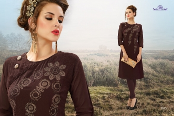 DIVA AKIRA GEORGATE KURTI WHOLESALE PRICE AT GOSIYA EXPORTS SURAT GUJARAT WHOLESALE DEALER (1)