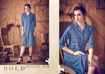 DIVA DESIGN FLASHY VOL 2 CATALOGUE COTTON DENIM STYLES KURTI WHOLESALE BEST RATE BY GOSIYA EXPORTS SURAT (1)