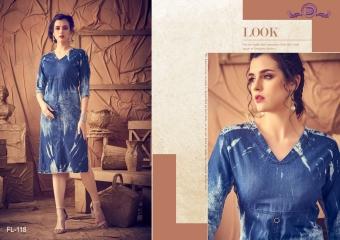 DIVA DESIGN FLASHY VOL 2 CATALOGUE COTTON DENIM STYLES KURTI WHOLESALE BEST RATE BY GOSIYA EXPORTS SURAT (7)