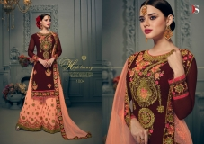 DULHAN VOL 4 BY DEEPSY SUITS (4)
