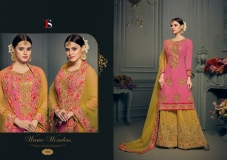 DULHAN VOL 5 BY DEEPSY SUITS (4)