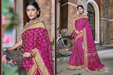 EARTH KASHMIRI STYLE BANARASI SAREES CATALOG COLLECTION WHOLESALER SUPPLIER BEST RATE BY GOSIYA EXPORTS SURAT (11)