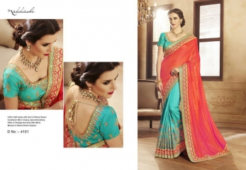 ELEGANCE EMERGE COLLECTION BY NAKKASHI SAREES CATALOG WHOLESALE RATE SUPPLIER DEALER BY GOSIYA EXPORTS SURAT (11)