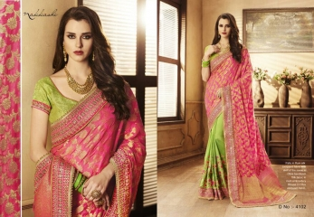 ELEGANCE EMERGE COLLECTION BY NAKKASHI SAREES CATALOG WHOLESALE RATE SUPPLIER DEALER BY GOSIYA EXPORTS SURAT (12)