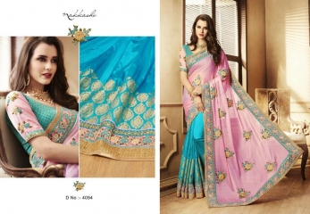 ELEGANCE EMERGE COLLECTION BY NAKKASHI SAREES CATALOG WHOLESALE RATE SUPPLIER DEALER BY GOSIYA EXPORTS SURAT (5)