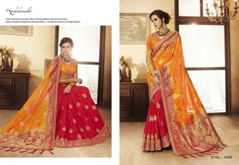 ELEGANCE EMERGE COLLECTION BY NAKKASHI SAREES CATALOG WHOLESALE RATE SUPPLIER DEALER BY GOSIYA EXPORTS SURAT (7)