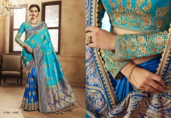 ELEGANCE EMERGE COLLECTION BY NAKKASHI SAREES CATALOG WHOLESALE RATE SUPPLIER DEALER BY GOSIYA EXPORTS SURAT (8)