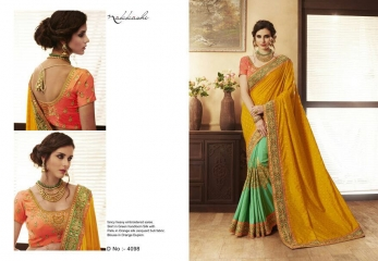 ELEGANCE EMERGE COLLECTION BY NAKKASHI SAREES CATALOG WHOLESALE RATE SUPPLIER DEALER BY GOSIYA EXPORTS SURAT (9)