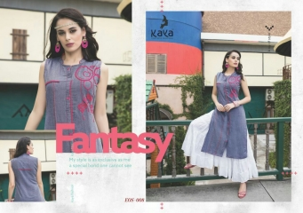 EOS KURTIS STYLISH FANCY KAYA WHOLESALE BEST RATE BY GOSIYA EXPORTS (10)