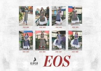 EOS KURTIS STYLISH FANCY KAYA WHOLESALE BEST RATE BY GOSIYA EXPORTS (2)