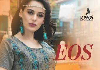 EOS KURTIS STYLISH FANCY KAYA WHOLESALE BEST RATE BY GOSIYA EXPORTS (3)