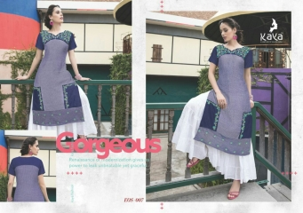 EOS KURTIS STYLISH FANCY KAYA WHOLESALE BEST RATE BY GOSIYA EXPORTS (4)