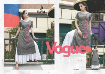EOS KURTIS STYLISH FANCY KAYA WHOLESALE BEST RATE BY GOSIYA EXPORTS (9)