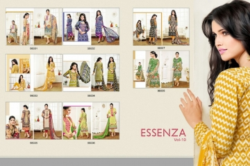 ESSENZA VOL 10 BY MAHAVEER FASHION WHOLESALE RATE AND SUPPLAYER GOSIYA EXPORTS SURAT GUJARAT (4)