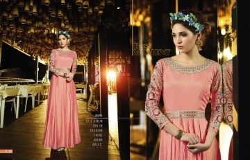 ETERNAL AASHI VOL 2 DESIGNER SILK GOWNS CATALOG WHOLESALE SUPPLIER BY GOSIYA EXPORTS ONLINE (11)