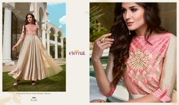 ETERNAL AASHI VOL 3 PREMIUM SILKS SATIN WITH EMBROIDERED GOWN COLLECTION WHOLESALE BEST RATE BY GOSIYA EXPORTS SURAT (1)