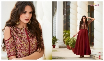 ETERNAL AASHI VOL 3 PREMIUM SILKS SATIN WITH EMBROIDERED GOWN COLLECTION WHOLESALE BEST RATE BY GOSIYA EXPORTS SURAT (7)