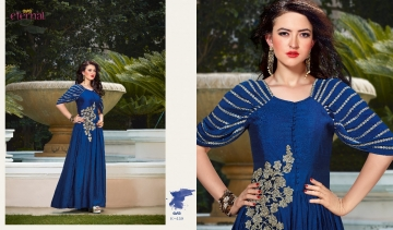 ETERNAL AASHI VOL 3 PREMIUM SILKS SATIN WITH EMBROIDERED GOWN COLLECTION WHOLESALE BEST RATE BY GOSIYA EXPORTS SURAT (8)