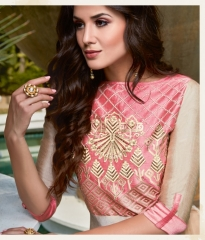 ETERNAL AASHI VOL 3 PREMIUM SILKS SATIN WITH EMBROIDERED GOWN COLLECTION WHOLESALE BEST RATE BY GOSIYA EXPORTS SURAT