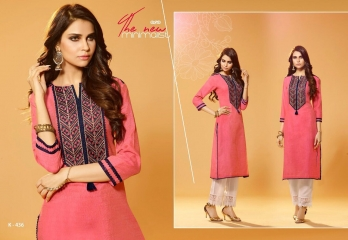 ETERNAL AKIRA CATALOG COTTON EMBROIDERED KURTIES WHOLESALE SUPPLIER ONLINE BEST RATE BY GOSIYA EXPORTS SURAT (1)