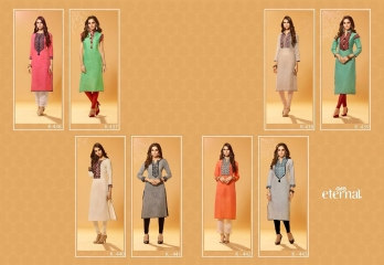 ETERNAL AKIRA CATALOG COTTON EMBROIDERED KURTIES WHOLESALE SUPPLIER ONLINE BEST RATE BY GOSIYA EXPORTS SURAT (10)