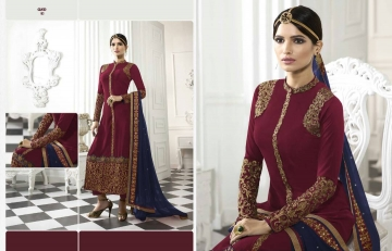 ETERNAL MEHREEN 163 NEW COLORS WHOLESALE RATE AT SURAT GOSIYA EXPORTS WHOLESALE DEALER AND SUPPLAYER SURAT GUJARAT (2)