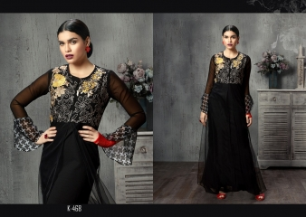 Eternal the blackstage vol 2 lehanga's collection at wholesale DEALER BEST RATE BY GOSIYA EXPORTS SURAT (10)