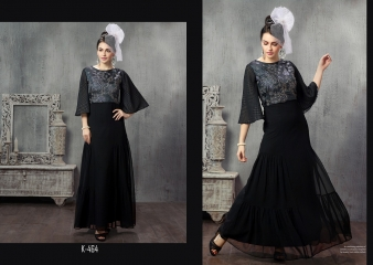 Eternal the blackstage vol 2 lehanga's collection at wholesale DEALER BEST RATE BY GOSIYA EXPORTS SURAT (11)