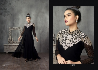 Eternal the blackstage vol 2 lehanga's collection at wholesale DEALER BEST RATE BY GOSIYA EXPORTS SURAT (3)