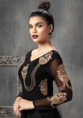 Eternal the blackstage vol 2 lehanga's collection at wholesale DEALER BEST RATE BY GOSIYA EXPORTS SURAT (5)