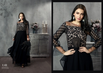 Eternal the blackstage vol 2 lehanga's collection at wholesale DEALER BEST RATE BY GOSIYA EXPORTS SURAT (7)