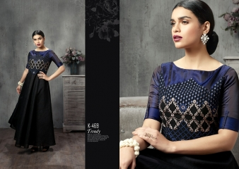 Eternal the blackstage vol 2 lehanga's collection at wholesale DEALER BEST RATE BY GOSIYA EXPORTS SURAT (8)