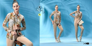 ETERNAL WILD LITTLE EDITION 6 PRINTED SHORT TOPS CATALOG AT BESTRATE BY GOSIYA EXPORTS SURAT (3)