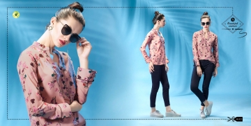 ETERNAL WILD LITTLE EDITION 6 PRINTED SHORT TOPS CATALOG AT BESTRATE BY GOSIYA EXPORTS SURAT (4)
