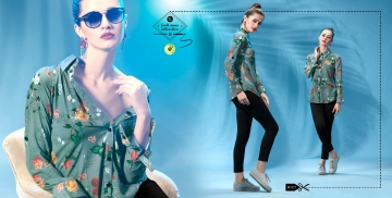 ETERNAL WILD LITTLE EDITION 6 PRINTED SHORT TOPS CATALOG AT BESTRATE BY GOSIYA EXPORTS SURAT (8)