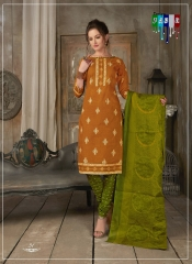 FABU AVRAM VOL 2 FANCY PRINTED DRESS MATERIAL SUPPLIER BUY AT BEST RATE BY GOSIYA EXPORTS SURAT (1)