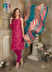 FABU AVRAM VOL 2 FANCY PRINTED DRESS MATERIAL SUPPLIER BUY AT BEST RATE BY GOSIYA EXPORTS SURAT (15)