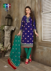 FABU AVRAM VOL 2 FANCY PRINTED DRESS MATERIAL SUPPLIER BUY AT BEST RATE BY GOSIYA EXPORTS SURAT (16)