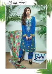 FASHION WORLD HAYA EMAAN NX CATALOGUE PURE COTTON COLLECTION WHOLESALE BEST ARET BY GOSIYA EXPORTS SURAT (8)