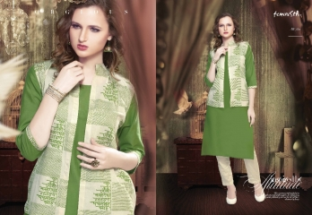 FEMINISTA SOCH KURTI WHOLESALE RATE AT SURAT GOSIYA EXPORTS WHOLESALE DEALER AND SUPPLAYER SURAT GUJARAT (13)