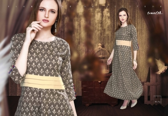 FEMINISTA SOCH KURTI WHOLESALE RATE AT SURAT GOSIYA EXPORTS WHOLESALE DEALER AND SUPPLAYER SURAT GUJARAT (3)