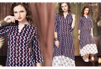 FEMINISTA SOCH KURTI WHOLESALE RATE AT SURAT GOSIYA EXPORTS WHOLESALE DEALER AND SUPPLAYER SURAT GUJARAT (6)