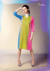 Feminista star printed creape casual wear kurti catalog BY GOSIYA EXPORTS (11)