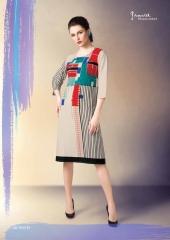 Feminista star printed creape casual wear kurti catalog BY GOSIYA EXPORTS (3)