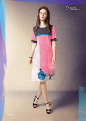 Feminista star printed creape casual wear kurti catalog BY GOSIYA EXPORTS (8)