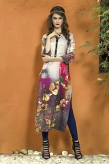 FEMINISTA URBANARI VISCOSE RAYON DIGITAL PRINT KURTI CATALOG WHOLESALE BEST RATE (1)