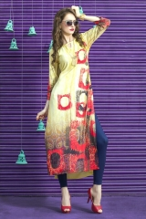 FEMINISTA URBANARI VISCOSE RAYON DIGITAL PRINT KURTI CATALOG WHOLESALE BEST RATE (5)