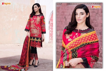 FEPIC ROSEMEEN LAWN EDITION CAMBRIC COTTON PAKISTANI STYLE WHOLESALE RATE AT SURAT GOSIYA EXPORTS WHOLESALE DEALER AND SUPPLAYER SURAT GUJARAT (2)